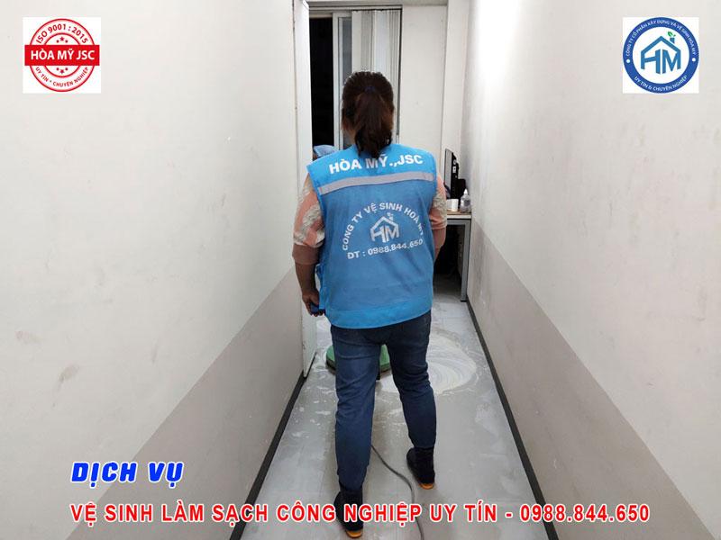 Dịch vụ vệ sinh công nghiệp Hà Nội 1