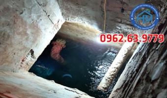 Dịch vụ thau rửa bể nước ngầm tại Thanh Xuân giá rẻ.